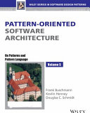 Pattern-Oriented Software Architecture: On Patterns And Pattern Language