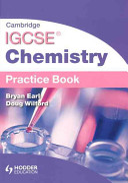 Books - IGCSE Chemistry Practice Book | ISBN 9781444180442