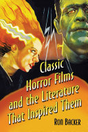 Pdf Classic Horror Films and the Literature That Inspired Them Telecharger
