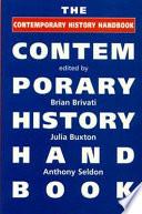 The Contemporary History Handbook