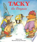 Tacky the Penguin Helen Lester Cover