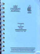 Formulary of Accepted Drugs