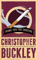 Pdf Thank You for Smoking