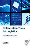 Optimization Tools for Logistics Book