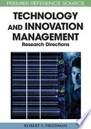 Principle Concepts of Technology and Innovation Management  Critical Research Models Book