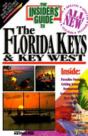 The Insiders  Guide to the Florida Keys and Key West