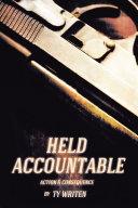 Pdf Held Accountable