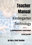Kindergarten Technology Curriculum