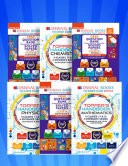 OswaaL CBSE Question Bank   Topper   s Handbook Classes 12  Set of 6 Books  Physics  Chemistry  Mathematics
