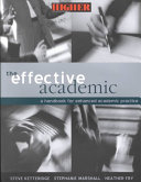 The Effective Academic