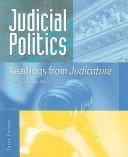 Judicial Politics Readings From Judicature 3rd Edition