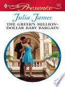 The Greek's Million-Dollar Baby Bargain