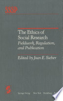 The Ethics Of Social Research