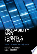 Probability and Forensic Evidence