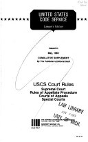 United States Code Service Lawyers Edition