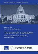 The Uncertain Superpower
