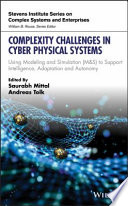 Complexity Challenges in Cyber Physical Systems Book