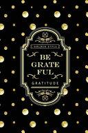 Be Grateful Book