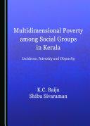 Multidimensional Poverty among Social Groups in Kerala
