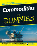 Commodities For Dummies