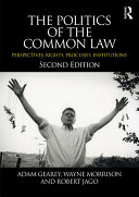 The Politics of the Common Law
