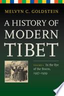 A History of Modern Tibet, Volume 4