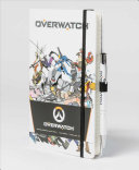 Overwatch  Hardcover Ruled Journal With Pen