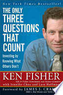 The Only Three Questions That Count Book