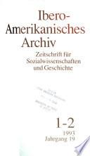 Ibero-amerikanisches Archiv