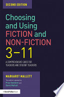 Choosing And Using Fiction And Non Fiction 3 11 Book PDF