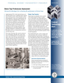 Steam Trap Performance Assessment: Advanced Technologies for Evaluating the Performance of Steam Traps