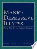 Manic Depressive Illness Book