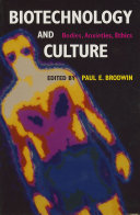 Biotechnology and Culture