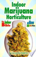 Indoor Marijuana Horticulture Book PDF