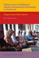 Women from Traditional Islamic Educational Institutions in Indonesia