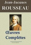 Pdf Jean-Jacques Rousseau : Oeuvres complètes — 93 titres (Nouvelle édition enrichie) Telecharger
