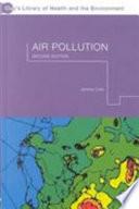 Air Pollution Book PDF