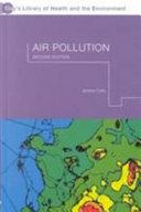 Pdf Air Pollution
