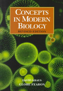Concepts In Modern Biology