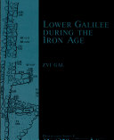 Lower Galilee During the Iron Age