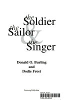 The Soldier The Sailor The Singer Book
