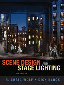 Scene Design and Stage Lighting Book