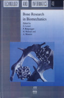 Bone Research in Biomechanics ebook