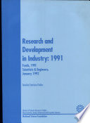 Research and Development in Industry (1991)