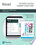 Revel for a World of Art -- Combo Access Card