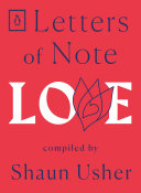 Letters of Note  Love