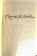 The Eugene O Neill Review