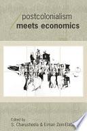 Postcolonialism Meets Economics