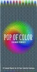 Pop of Color Pencil Set