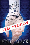 Pdf The Coldest Girl in Coldtown - FREE PREVIEW EDITION (The First 8 Chapters)